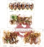 Scientific lot no. 38 Heteroptera (45 pcs A, A-, A2)